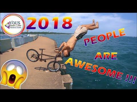 Extreme sports People Are AWESOME 2018 New