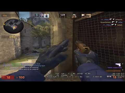 CS:GO 2017 CSGO - People Are Awesome #38 Best oddshot, plays, highlights