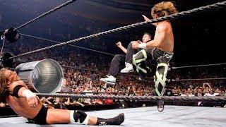 WWE 100 OMG Moments Of 2006 Part 3