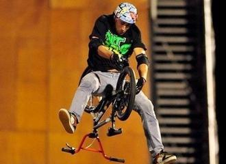 Bike Video - Nitro Circus Live - World First - Special Greg