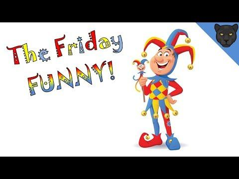 The Joke of the Day (The Friday Funny): Naughty Dreams