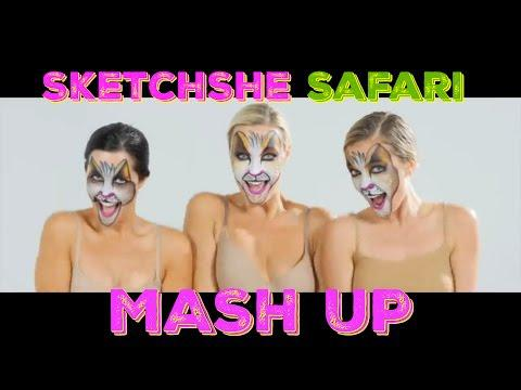 SKETCHSHE SAFARI MASH UP!