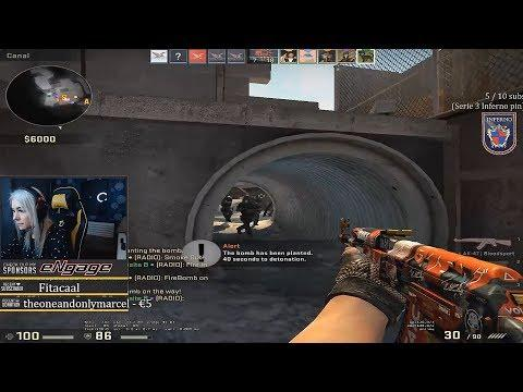 CSGO - People Are Awesome #104 Best oddshot, plays, highlights
