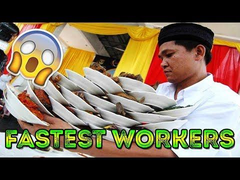 People are Awesome 2018 - Fastest Workers