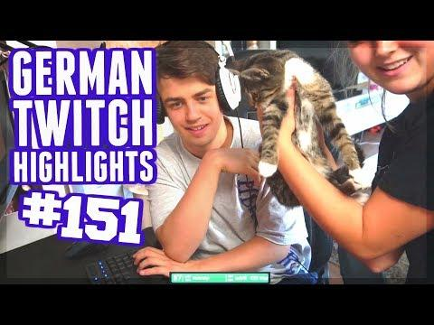 Cindy findet Baby Katze ???????? | TWITCH HIGHLIGHTS GER #151 | TWITCH CLIPS | GER / GERMAN