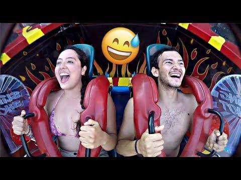 Slingshot Ride | Funny / Scared Couples Edition Compilation Part 15