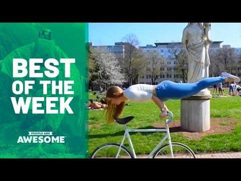 Best of the Week | People are Awesome (Feat. Tiësto - WOW)