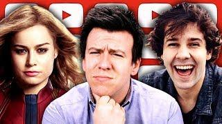 Why People Are Freaking Out About David Dobrik, Heartbreaking Wrongful Imprisonment, Trolls, & More