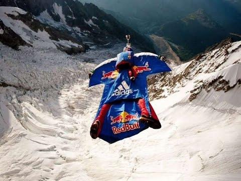 Crazy Wingsuit Compilation - People Are Awesome 2017 - FULL HD - Sir Randomnezz
