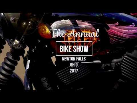 Annual Newton Falls Bike Show 2017