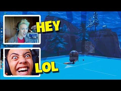 Ninja imitates Myth |  Kid 20 Kills in 1 Game ► Fortnite Funny and WTF Moments Ep.142