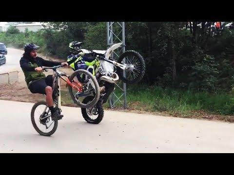 Wheelie Wednesday Compilation by Wyn Masters - People are Awesome 2018 Vol 2