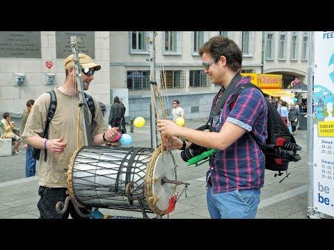 Amazing Street Performers Top 10 Weird Instruments Compilation (2018)