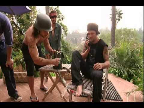 Jackass:Number Two (2006)-The Shock Phone (Deleted Scene)