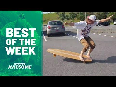 Best Videos of the Week! People Are Awesome