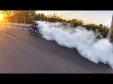 Hectic Motorcycle Crashes, Close Calls & Mishaps 2018 [Ep.#40]