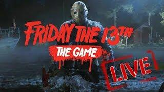[PC] FRIDAY THE 13th - RELIEVE SOME STRESS AND KILL THE JASON!!