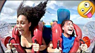 Slingshot Ride | Funny / Scared Couples Edition Compilation Part 17