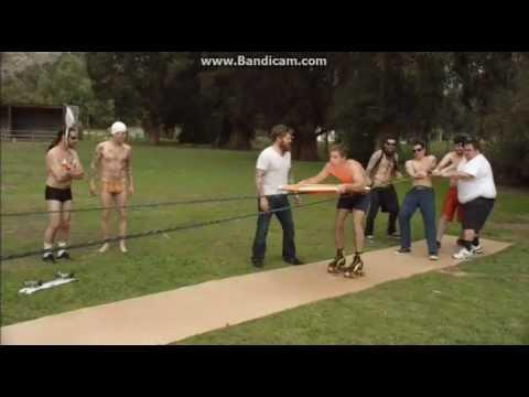 Jackass 3, The Bungee Boogie!