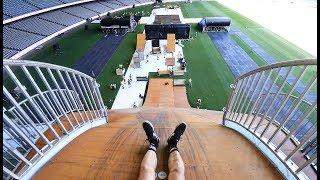 NEW NITRO CIRCUS MEGA RAMP!