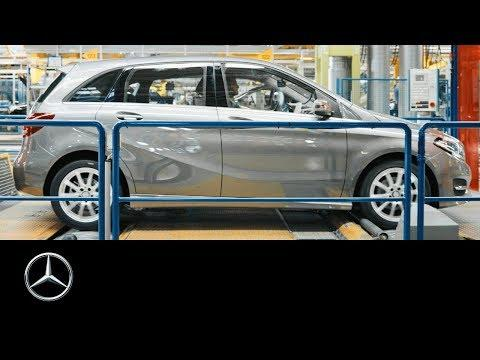 Mercedes-Benz Autoproduktion: Das Finish | Digitale Vorfreude (Rastatt Teil 4)