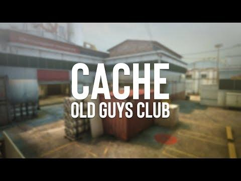 Old Guys Club - Cache (Week 5, Match 1)