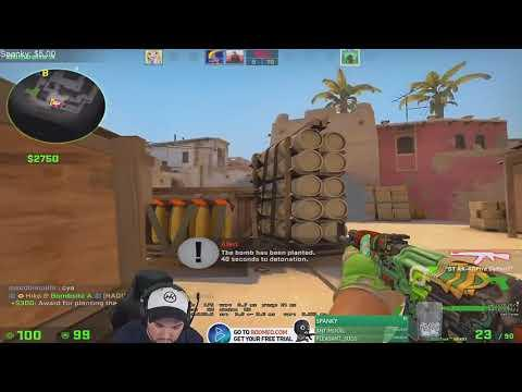 CS:GO 2017 CSGO - People Are Awesome #39 Best oddshot, plays, highlights