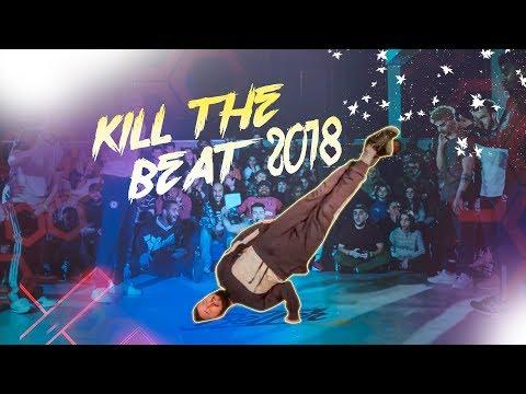 BEST KILL THE BEAT 2018 TOP SETS BBOY // PAAW