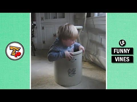 BEST KID and BABY FAILS - TRY not to LAUGH at these awesome FUNNY FAILS!