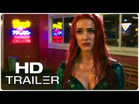 "AQUAMAN: ""Mera Needs Help"" Trailer TV Spot NEW [HD] (2018) Justice League Movie"