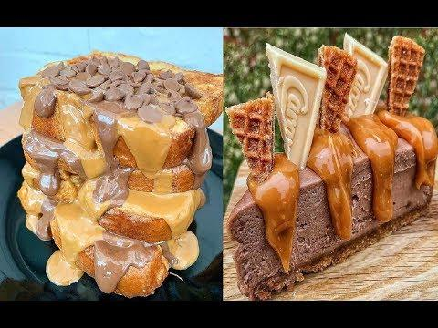Amazing Chocolate Cake Decorating Compilation|Easy Recipe|Most Satisfying Videos For Chocolate Lover