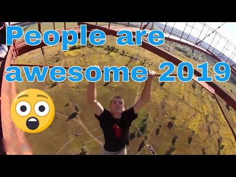► PEOPLE ARE AWESOME 2019 HD