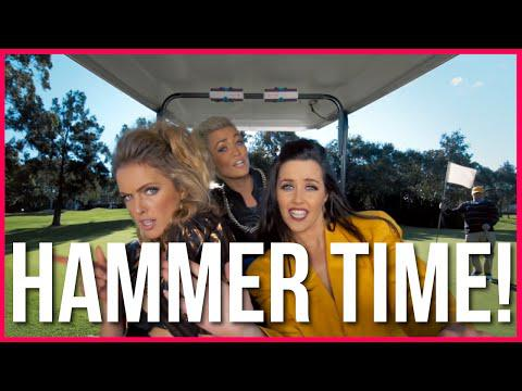 'U Can't Touch This!' By MC SketchShe