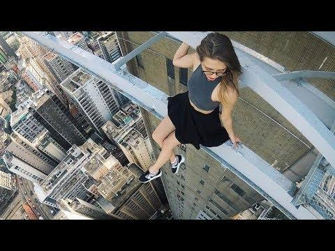 PEOPLE ARE INSANE 2018 | DO NOT LOOK DOWN