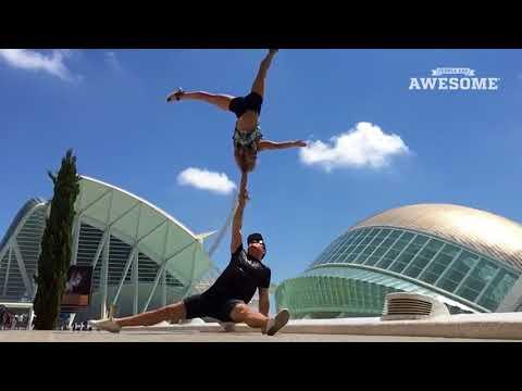 PEOPLE ARE AWESOME 2017 new video hd com amazing