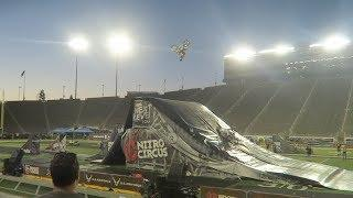Harry Bink Goes Crazy at Nitro Circus Live Show