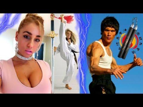 Afghan Bruce Lee VS The Real Kill Bill! ☯ People Are Awesome Kyokushin Karate VS Jeet Kune Do